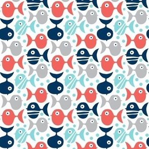 School Of Fish - Nautical