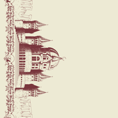 Silent Moon Kingdom - Ivory