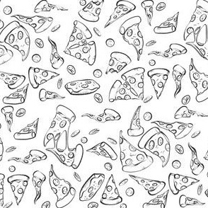 Pizza Pattern 2