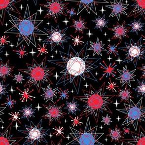 Atomic Fireworks