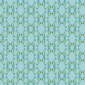 Sabashi's  Fishing Adventure Baby and or Children fabric