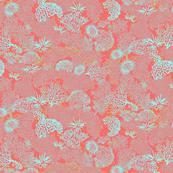 Coral Garden Coral Aqua