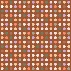 Coffee Shop Dots