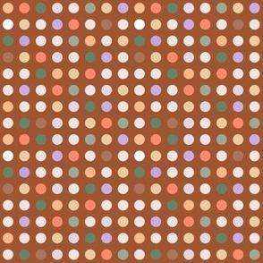 Coffee Shop Dots