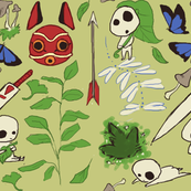 Forest Spirit Mononoke