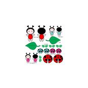 Bugaboo - Ladybird Family
