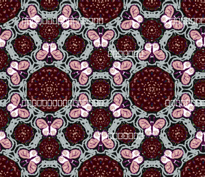 Rburgundy_and_gray_hexagon_butterflies_preview