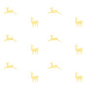 Deer 2 - White Custard