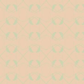 Robin Pattern 1 (Beige & Sand)