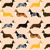 corgi corgis cute dog dogs corgi fabric cute best corgi dog pet dog fabrics