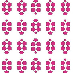 Turtle Pattern 1 in Pink