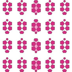Turtle Pattern 2 in Pink