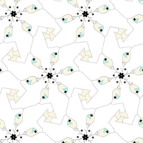 Polar Bear Tesselation