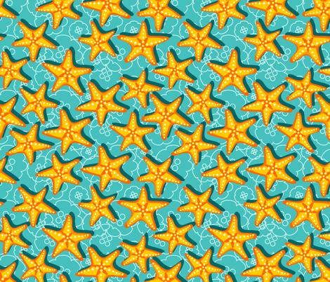 Star spangled oceans