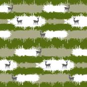 camo  deer 2  LG - forest