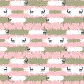 deer camo  2  MEDIUM - pink