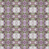 Dreamscape 4 Reflected  - Lavender/Green