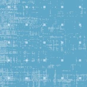 square blue dot