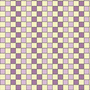 small striped checker