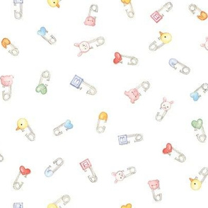 Diaper Pins