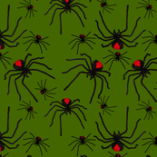 Redback Spider Poison Soup with Green Goo