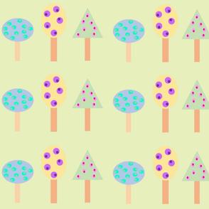Bespoke trees