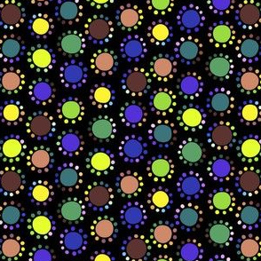 Nedra: Ditsy Dotted Dots