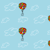 Balloon House - LARGE ICONS