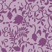 Rapunzel Couture flower print