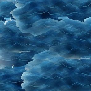 Layered Ocean