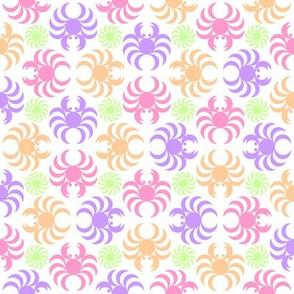 crab urchin 4gX tail 3 : pastel