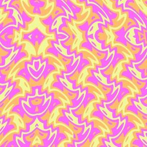Hawaiian Lei - pink