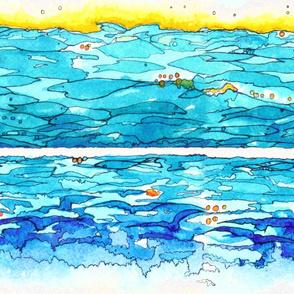 Water Sky Water