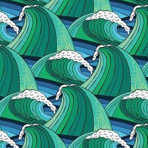 Oceans Tempest