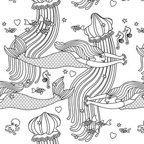 Fast Mermaids