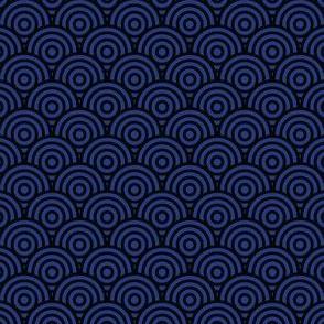 Rondelle (Dark Blue)
