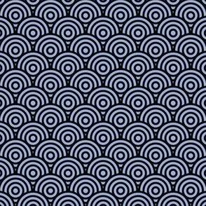 Rondelle (Slate Blue)