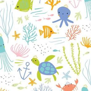 ocean critters