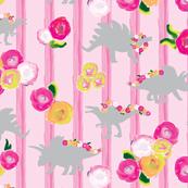Jurassic Floral