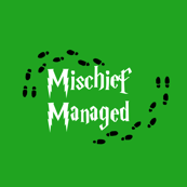 Mischief Managed Green