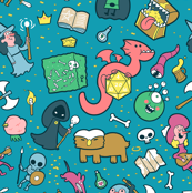 Dungeons & Patterns