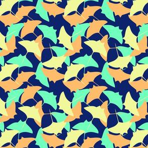 manta rays