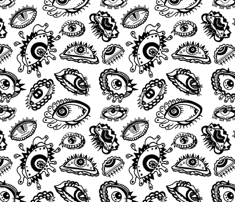 Arty Eyeballs