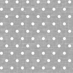 Polkadot - Gray Texture