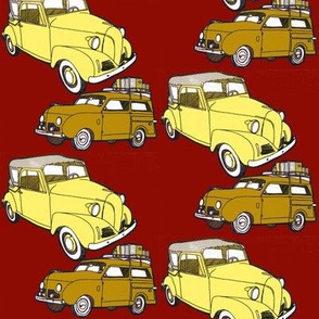 1939- 1948 Crosley mini cars