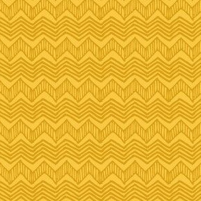 Robot Waves (Gold)