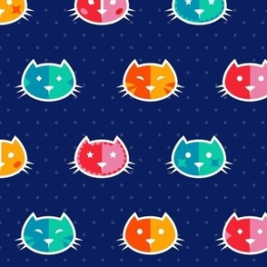 Chromatic Cats