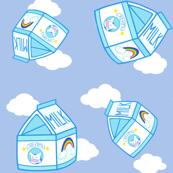 Creamu Cartons & Clouds