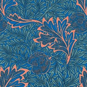 Morris Oak Blue