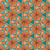 Adobe Tile Abstract